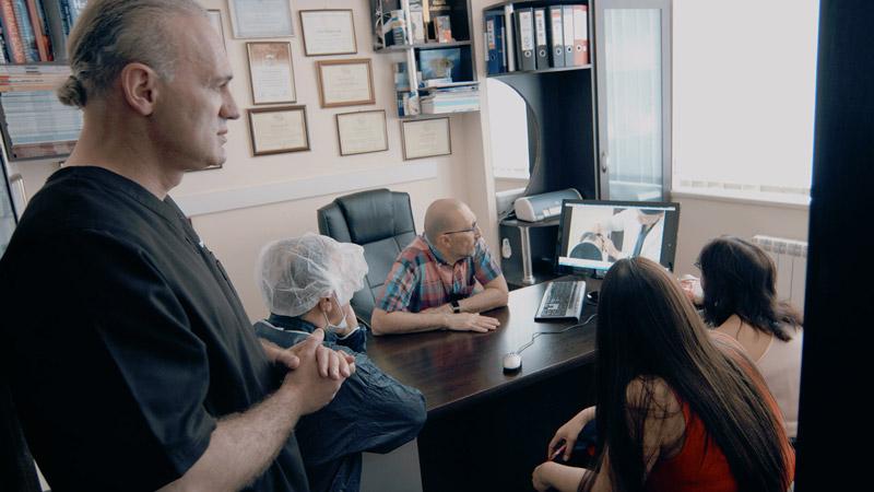 Фото:Водянка яичка: видео операции для обучения